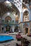 Bazaar of Kashan, Central Iran Royalty Free Stock Photography