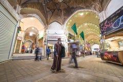 Bazaar of Kashan, in Iran Royalty Free Stock Photography
