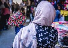 Bazaar in Shiraz royalty free stock photography