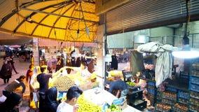 Bazaar van Kerman, Iran stock videobeelden
