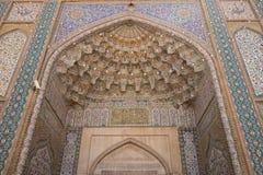Bazaaringang, Shiraz, Iran Royalty-vrije Stock Foto