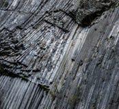 Bazalt skała fotografia stock