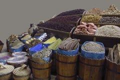 Bazar à Assouan Photo stock