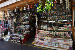 Bazar in Alanya, Turkey Royalty Free Stock Photo