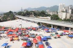 Bazar ao ar livre Imagem de Stock