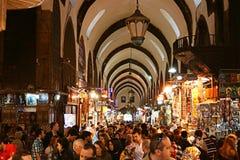 Bazar d'épice Image libre de droits