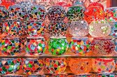 Bazar de la especia en Estambul Imagen de archivo libre de regalías