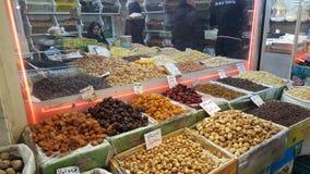 Bazar de Tabriz dentro de la visión imagenes de archivo