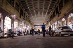 Bazar di Ahvaz Fotografia Stock Libera da Diritti