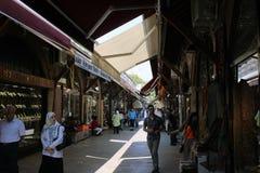 Bazar di Arasta Immagini Stock