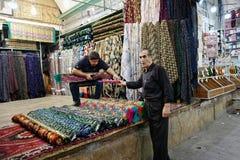 Bazar en Iran images stock