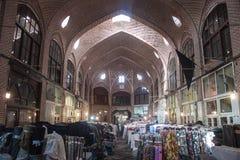 Bazar en Tabriz Foto de archivo libre de regalías