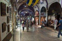 Bazar-Estambul magnífica Imagenes de archivo