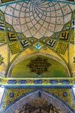 Bazar grand 08 de Téhéran image libre de droits