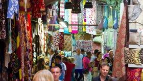 Bazar grande Imagem de Stock Royalty Free