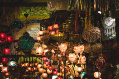 Bazar grande de Istambul foto de stock royalty free