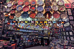 Bazar grande Istambul imagem de stock royalty free