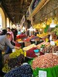 Bazar i Teheran Iran Royaltyfria Bilder