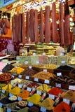 Bazar III de Istambul Fotos de Stock Royalty Free