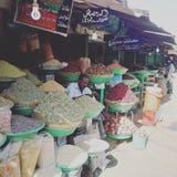 Bazar/Khartum Fotografia Stock Libera da Diritti