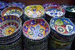 Bazar magnífico de Estambul Imagen de archivo