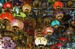 Bazar magnífico en Estambul Imágenes de archivo libres de regalías