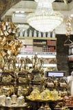 Bazar magnífico, Estambul Fotos de archivo
