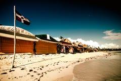 Bazar nella Repubblica dominicana Fotografia Stock