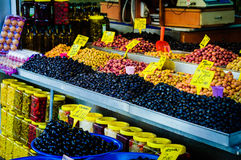Bazar turco della spezia Immagine Stock Libera da Diritti