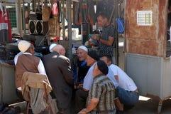 Bazar velho, Pristina, Kosovo Imagem de Stock
