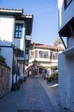 Bazar viejo de la ciudad de Antalya, bazar viejo de la ciudad de Antalya fotografía de archivo libre de regalías