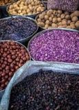 Bazar w Teheran zdjęcia royalty free