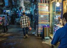 Bazar w Teheran fotografia royalty free