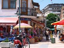bazaru Macedonia stary prilep zdjęcie royalty free