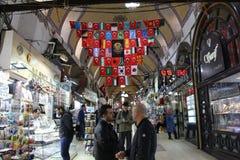 bazaru uroczyści Istanbul sklepy Zdjęcia Stock