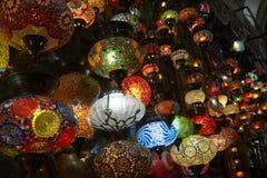 bazaru uroczysty Istanbul indyk Zdjęcie Royalty Free
