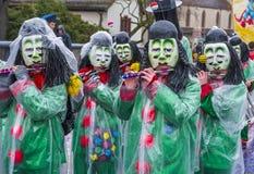 2017 Bazel Carnaval Royalty-vrije Stock Afbeeldingen