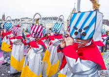 2017 Bazel Carnaval Royalty-vrije Stock Afbeelding