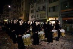 Bazel Carnaval royalty-vrije stock foto