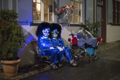 Bazel Carnaval 2015 25 Stock Foto's