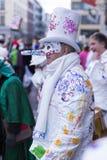 Bazel Carnaval 2017 Stock Afbeelding