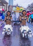 2017 Bazel Carnaval Royalty-vrije Stock Fotografie