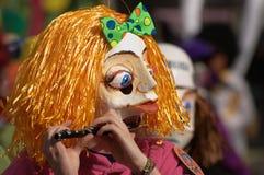 Bazel Carnaval in Zwitserland 2010 stock afbeeldingen
