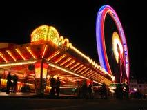 Bazel, Herbstmesse Royalty-vrije Stock Foto