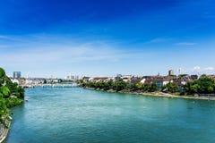 Bazel, Zwitserland stock foto's