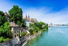 Bazel, Zwitserland royalty-vrije stock afbeelding
