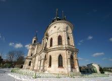 Bazhenov V. I's Vladimir church Royalty Free Stock Image