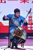 """Bazhou, le Xinjiang, Chine : Les entreprises mélangées de propriété effectuent l'activité de """"prendre la culture de bases dans de image stock"""