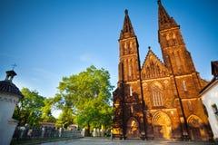 Bazilika svatého Petra a Pavla in Višegrad Stock Photography