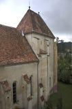 Bazna stärkte kyrkan arkivbilder